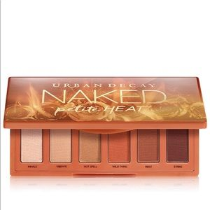 Urban Decay Palette Naked Earth natural colors